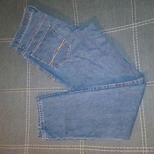Mens Aeropostle Drk Wash Denim Jeans 28x30